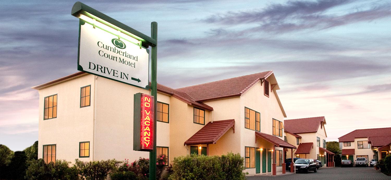 Cumberland Motel, Hastings